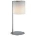 "<strong>Velia 18.5"" H Table Lamp with Drum Shade</strong> by Lite Source"
