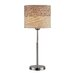 Relaxxar Table Lamp in Two Tone