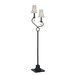 Tovah  Floor Lamp in Dark Bronze