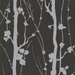 Superfresco Solitude Floral Botanical Embossed Foiled Wallpaper