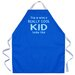 Really Cool Kid Apron in Royal