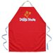 Daddy's Princess Apron in Red
