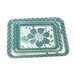 <strong>3 Piece Melamine Rectangular Serving Tray Set</strong> by Shall Housewares International