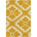<strong>Thomas Paul</strong> Tufted Pile Yellow Obi Rug