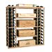 Wine Cellar Innovations Vintner 144 Bottle Wine Rack