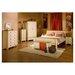AlpenHome Solst Painted Wooden Blanket Box