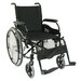 <strong>Karman Healthcare</strong> High Strength Swing-Away Footrests Lightweight Bariatric Wheelchair