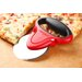 Microplane Pizza Cutter in Red