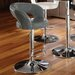 """<strong>Cosmo 25"""" Adjustable Bar Stool</strong> by Standard Furniture"""