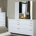 Metropolitan 6 Drawer Dresser by Standard Furniture
