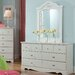 <strong>Standard Furniture</strong> Daphne 6 Drawer Dresser