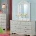 Daphne 6 Drawer Dresser
