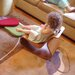 <strong>Mod Kid's Rocking Chair with Cushion</strong> by Iglooplay