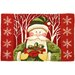 Homefires Santa In White Forest