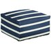 <strong>Sophisticated Pouf Ottoman</strong> by Surya