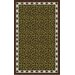 <strong>Amour Forest Cheetah Print Rug</strong> by Surya