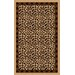 <strong>Amour Beige Animal Print Rug</strong> by Surya