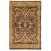 Taj Mahal Brown Rug