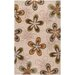 Cosmopolitan Golden Brown Rug