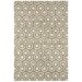 <strong>Capel Rugs</strong> Elsinore Wheat Honeycombs Indoor/Outdoor Rug