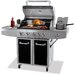 <strong>LP Gas Barbecue Grill</strong> by Uniflame Corporation