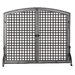 <strong>1 Panel Olde World Iron Fireplace Screen</strong> by Uniflame Corporation
