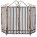 <strong>3 Panel Bronze Fireplace Screen</strong> by Uniflame Corporation