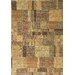 Central Oriental Images Camden Multi Checkered Rug