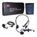 <strong>VHF Wireless Lapel and Headset Mic Kit</strong> by AmpliVox Sound Systems