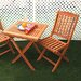 <strong>Glaser 2 Piece Folding Dining Set</strong> by Vifah