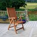 <strong>Vista Five Position Reclining Lounge Chair</strong> by Vifah