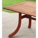 Vifah Atlantic Rectangular Dining Table