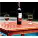 Vifah Dartmoor 3 Piece Bar Height Dining Set