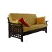 <strong>Manila Futon Convertible Sofa</strong> by LifeStyle Solutions