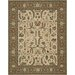 Living Treasures Ivory/Khaki Rug