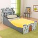 <strong>Medieval Castle Toddler Bed</strong> by KidKraft