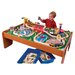 <strong>KidKraft</strong> Ride Around Town Train Set with Table