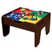 2-in-1 Lego and Train Activity Table in Espresso by KidKraft