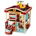<strong>Firefighter 10-Piece Fire Station Set</strong> by KidKraft