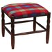 <strong>Woolrich Blanket Furniture Ottoman</strong> by Dixie Seating Company