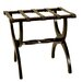 Passport Furniture Luggage Rack in Ebony