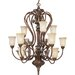 Thomasville Carmel 12 Light Chandelier