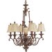 Thomasville Beaumont 7 Light Chandelier