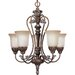 Thomasville Carmel 5 Light Chandelier