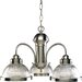 <strong>Mini 3 Light Chandelier</strong> by Progress Lighting