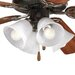 Air Pro Four Light Ceiling Fan Light Kit