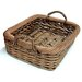 Rustic Willow Tray