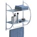 <strong>Wall Mounted 2 Tier Shelf</strong> by OIA