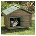 <strong>Precision Pet Products</strong> Multi Plex Rabbit Hutch