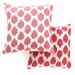<strong>Sarra Cotton Decorative Pillow (Set of 2)</strong> by Safavieh